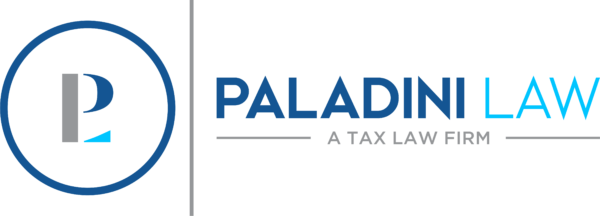 Paladini Law | Jersey City Tax Attorney | New Jersey Tax Lawyers